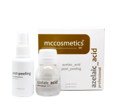 Peeling ácido azelaico
